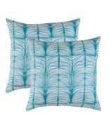 TreeWool, Supreme Soft Cotton Herringbone Fabric Matrix Accent Decorativ... - $15.99