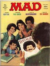 Mad Magazine #189 March 1977 [Single Issue Magazine] [Jan 01, 1977] - $21.57