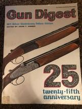GUN DIGEST 1971 SILVER ANNIVERSARY DELUXE EDITION - $16.78