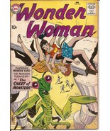 DC Wonder Woman #112 Diana Prince The Chest Of Monsters Wonder Girl Amazon - $69.95