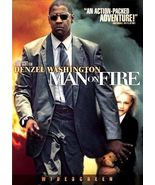 Man on Fire (DVD, 2004) - $192,32 MXN