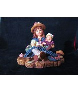 "Yesterday's Child, (The Dollstone Collection) ""Ashley with Chrissie"" Boy... - $19.99"