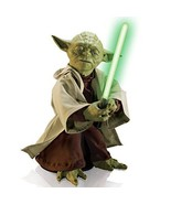 Realistic Interactive Star Wars Toy Legendary Jedi Master Yoda Discontin... - $72.89