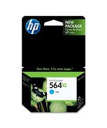 HP 564XL Ink Cartridge in Retail Packaging-Cyan [Office Product] - $18.00