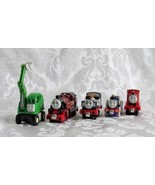 Thomas & Friends Lot of 5 Take Along Thomas & Friends Diecast Learning A... - $32.50