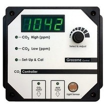 Grozone CO2R - CO2 Controller 0-5000 ppm - $506.77