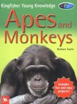 Apes and Monkeys (Kingfisher Young Knowledge) [... - $1.95