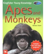 Apes and Monkeys (Kingfisher Young Knowledge) [Hardcover] [Jun 10, 2004]... - $1.95