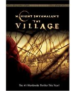 The Village (Full Screen Edition) - Vista Series [DVD] [2004] - $1.95