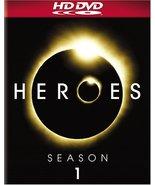 Heroes - Season 1 [HD DVD] [HD DVD] [2006] - $1.95