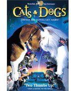 Cats & Dogs (Full Screen Edition) [DVD] [2001] - $1.95