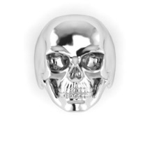 Mens Grin Skull Ring Temple of the Ancient Drag... - $1,395.00