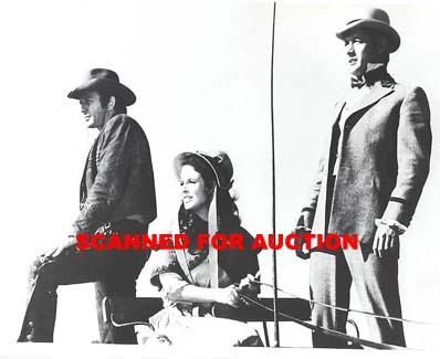 James Stacy  Cast of Lancer   8 X 10  Photo   5423a