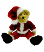 Boyds Head Bean Collection SANTA BEARHUGS Chris... - $116.54