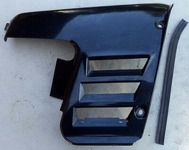 '81 GL 1100 GL1100 GOLDWING INTERSTATE LEFT FRONT LOWER SIDE FAIRING PLA... - $63.46