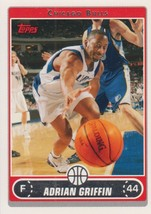 Adrian Griffin 2006-07 Topps Card #203 - $0.99