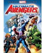 Ultimate Avengers - The Movie [DVD] [2011] - $1.95