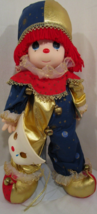 Precious Moments Put On A Happy Face Clown Classic Doll 1994 Limited Edi... - $49.95