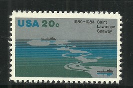Scott #2091 ST, LAWRENCE SEAWAY MNH Single Stam... - $0.99