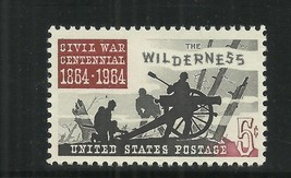 Scott #1181 THE WILDERNESS MNH Single Stamp 1961 - $0.99