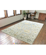 Ballard Marina Grey 3' x 5' Persian Style Handmade Tufted Woolen Rugs & ... - $137.61