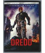Judge Dredd (DVD) Karl Urban Olivia Thirlby Lena Headey As NEW - 2012 - $4.95