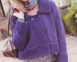 Sirdar Balmoral Knitting Patterns LADIES Sweater Jacket Sizes 10 to 20  - $6.95