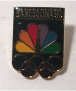 Collectible NBC Media Network News 1992 Barcelona Spain Summer Olympic L... - $7.00