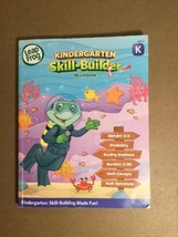 Leap Frog TAG Leapster Skill Builder Workbook - Kindergarten - FREE SHIP... - $6.64
