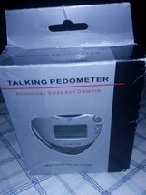 talking pedometer - $5.00