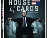 House of Cards: The Complete First Season (4 Discs) Bilingual