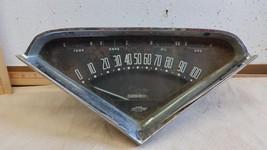 1955 1956 1957 1958 1959 1960 Chevy Chevrolet Truck Speedometer Instrument Panel