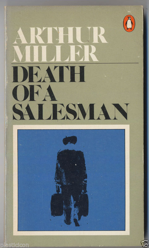 analysis of death of a salesman tragedy by american playwright arthur miller All my sons, death of a salesman, the crucible and the last yankee are among the playwright's probing dramas that reveal the unrest of the american psyche.