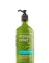 Bath & Body Works Aromatherapy Stress Relief - Eucalyptus + Spearmint Bo... - $29.10