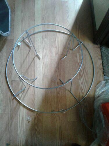 15 Gallon Wire Pot Holder 4 in a bundle (jew)