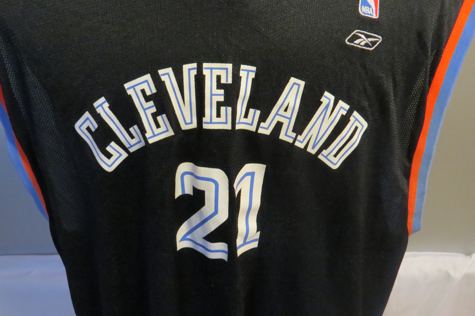 best loved 93cf0 b7ea9 Cleveland Cavaliers Jersey (Retro) - Darius and 50 similar items