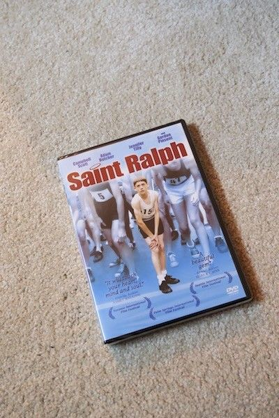 Unopened Saint Ralph DVD Movie