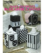 Jazzy Boutiques In Plastic Canvas - Leisure Arts 1287 - $11.14