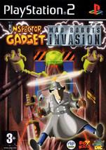 Inspector Gadget: Mad Robot Invasion (PS2)  - Free Postage - UK Seller - $6.55