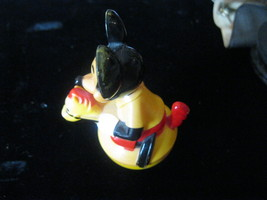 Vintage Roly Poly Mickey Mouse on Rocking Horse by Gabriel - Made in Hon... - $7.00