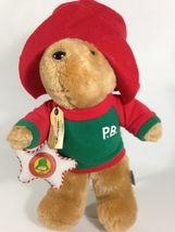 "Sears Vintage Paddington Bear Plush Teddy Darkest Peru 1995 London England 16"" - $39.00"