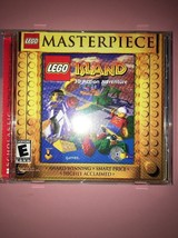 Lego Island 3D Action Adventure PC CD-ROM By Electronic Arts RARE / VINTAGE - $148.45