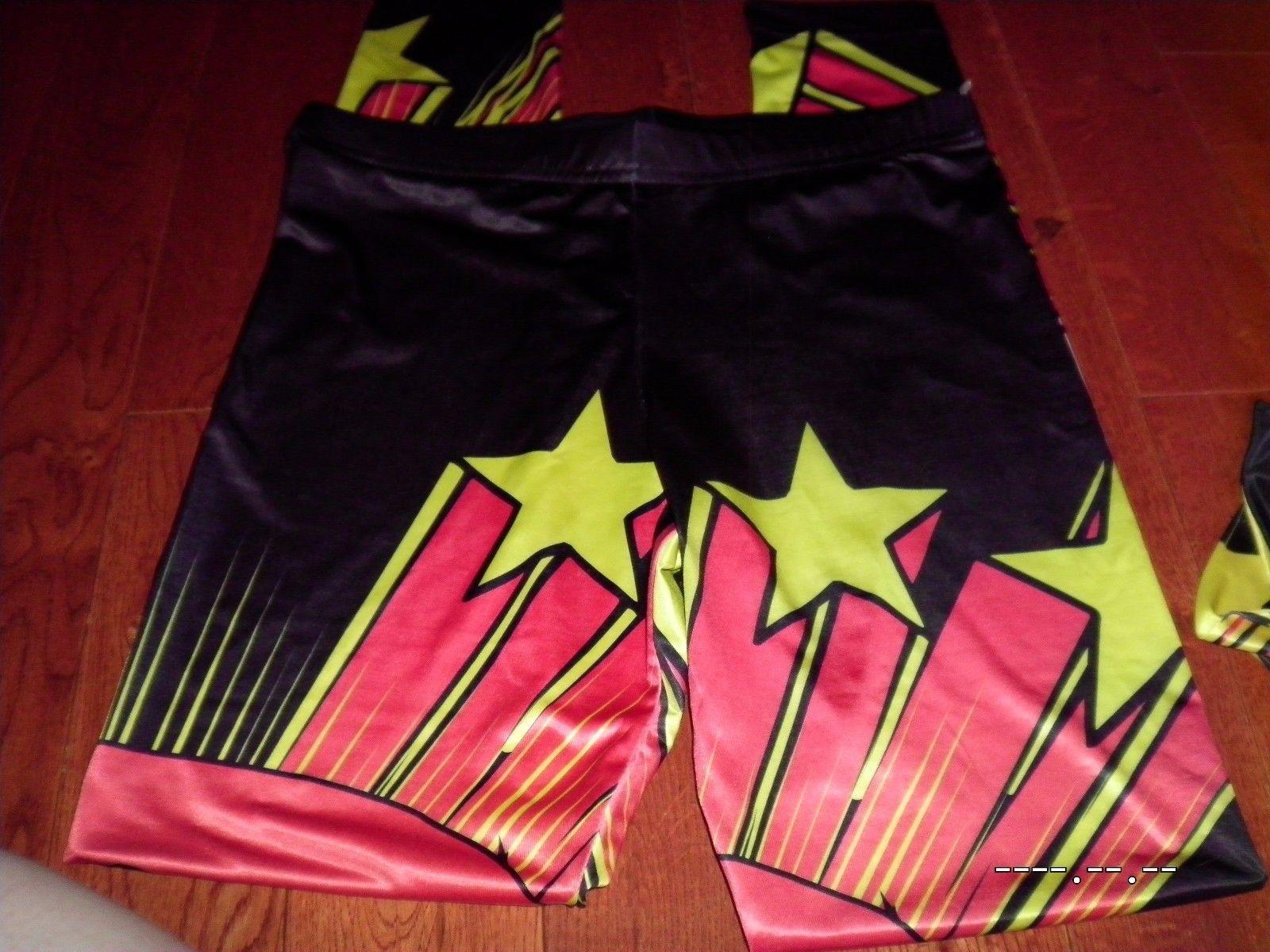 DC Comics SUPERMAN Leggings Juniors Size SMALL Comic Book Superhero NWT