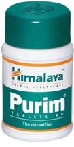 Purim detoxifier Ayurvedic Tablets 60 relief from skin allergies - $14.35