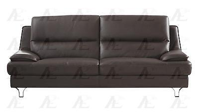 American Eagle EK-B109-DC Dark Chocolate Sofa Genuine Leather