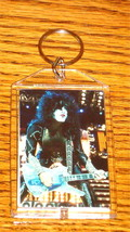PAUL STANLEY KISS KEY CHAIN DOUBLE- SIDED - $69.29
