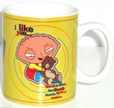 Family Guy Coffee Mug 2007 I like you when the World is Mine - $39.95