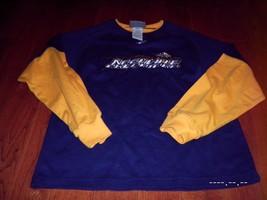 Nashville Predators Hockey Reebok Longsleeve shirt youth Large 14-16 NHL - $12.99