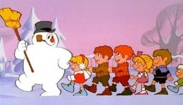 Frosty The Snowman Christmas Magnet #2 - $7.99