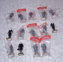 Marx Presidents Toy Soldier Plastic Figures 1960s - $32.99